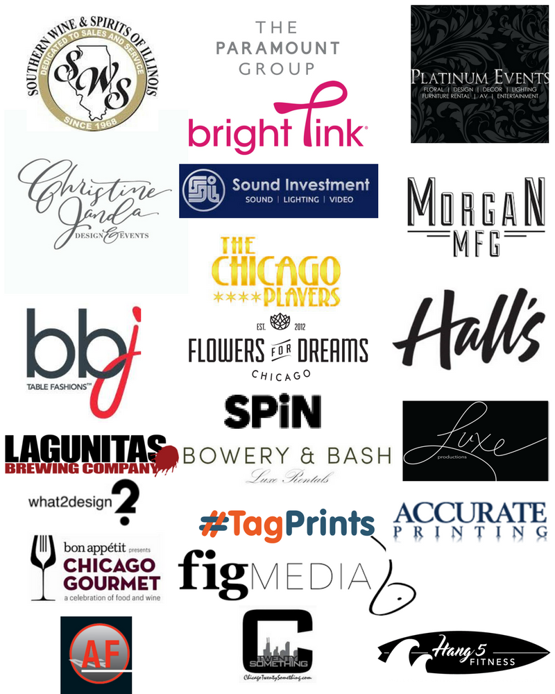 Tickled Pink Sponsors 2018